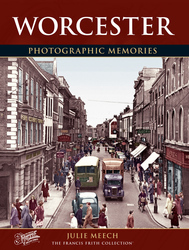 Cover image of Worcester Photographic Memories