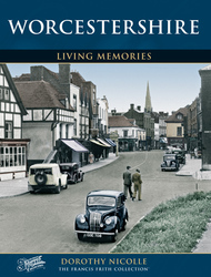 Cover image of Worcestershire Living Memories