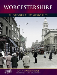 Cover image of Worcestershire Photographic Memories