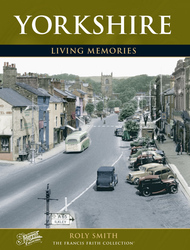 Cover image of Yorkshire Living Memories