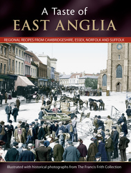 Book of A Taste of East Anglia