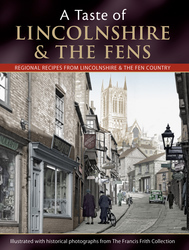 Book of A Taste of Lincolnshire and the Fens