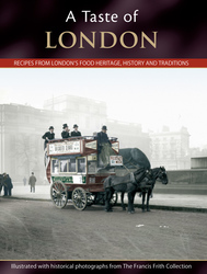 Cover image of A Taste of London