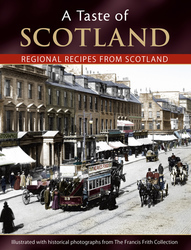 Book of A Taste of Scotland