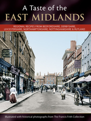 Book of A Taste of the East Midlands