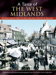 Book of A Taste of The West Midlands
