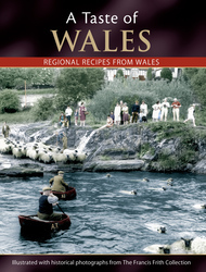 Cover image of A Taste of Wales