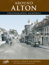 Cover image of Around Alton Photographic Memories