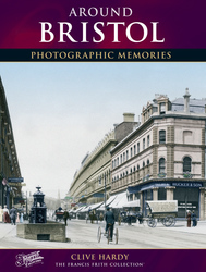 Cover image of Around Bristol Photographic Memories