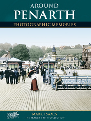 Cover image of Around Penarth Photographic Memories