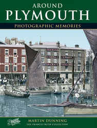 Cover image of Around Plymouth Photographic Memories