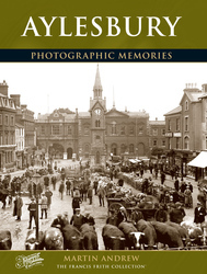 Cover image of Aylesbury Photographic Memories
