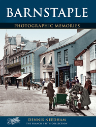 Cover image of Barnstaple Photographic Memories