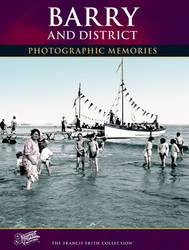 Cover image of Barry and District Photographic Memories