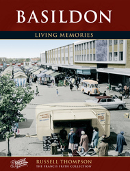 Cover image of Basildon Living Memories