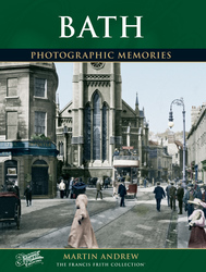 Cover image of Bath Photographic Memories