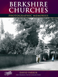Cover image of Berkshire Churches Photographic Memories
