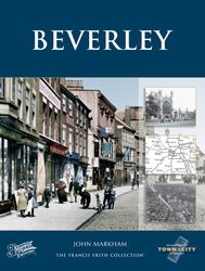 Cover image of Beverley Town and City Memories