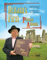 Book of Britain's First Photo Album