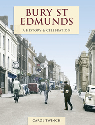 Cover image of Bury St Edmunds - A History and Celebration