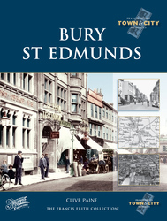 Cover image of Bury St Edmunds Town and City Memories