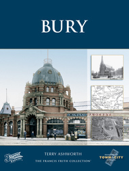 Cover image of Bury Town and City Memories