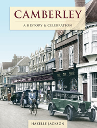 Cover image of Camberley - A History and Celebration
