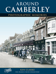 Cover image of Camberley Photographic Memories
