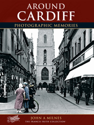 Cover image of Cardiff Photographic Memories