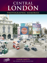 Cover image of Central London Photographic Memories
