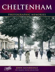 Cover image of Cheltenham Photographic Memories