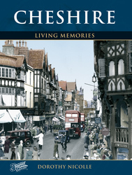 Cover image of Cheshire Living Memories