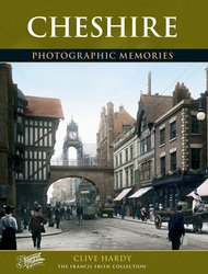 Cover image of Cheshire Photographic Memories