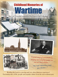 Cover image of Childhood Memories of Wartime