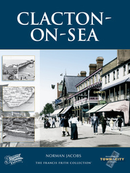 Cover image of Clacton-on-Sea Town and City Memories