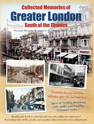 Cover image of Collected Memories of Greater London - South of the Thames
