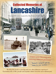 Cover image of Collected Memories of Lancashire
