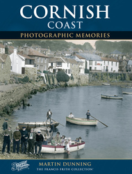 Cover image of Cornish Coast Photographic Memories