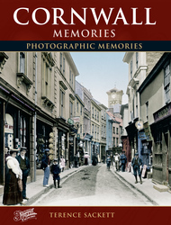 Cover image of Cornwall Photographic Memories