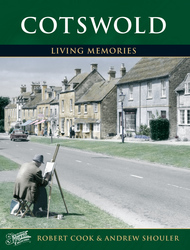 Cover image of Cotswold Living Memories