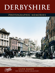 Cover image of Derbyshire Photographic Memories