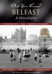 Cover image of Did You Know? Belfast