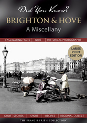 Cover image of Did You Know? Brighton and Hove