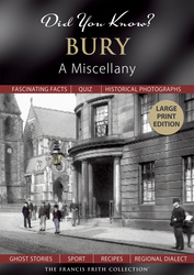 Cover image of Did You Know? Bury - A Miscellany
