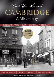 Cover image of Did You Know? Cambridge