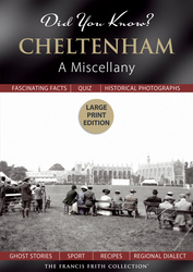 Book of Did You Know? Cheltenham