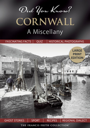 Cover image of Did You Know? Cornwall