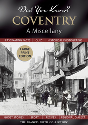 Cover image of Did You Know? Coventry