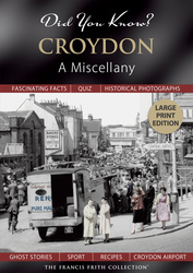 Cover image of Did You Know? Croydon