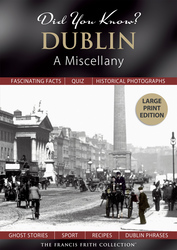Cover image of Did You Know? Dublin - A Miscellany